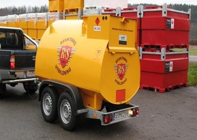 ABBI tanktrailere